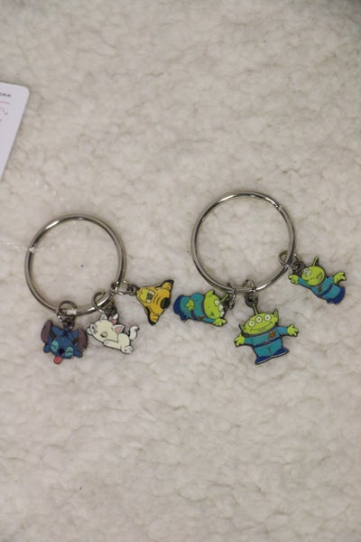 Once Upon a Time Disney Keychain - Multiple Characters