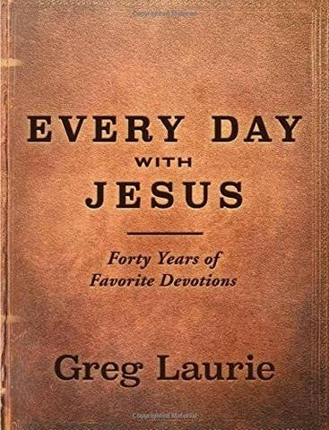Every Day With Jesus- Forty Years of Favorite Devotions Book