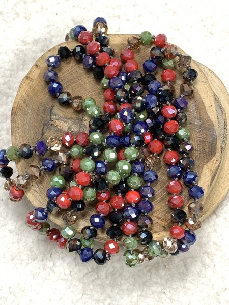 Sleepy Hollow Point Of Perfection Beaded Necklace