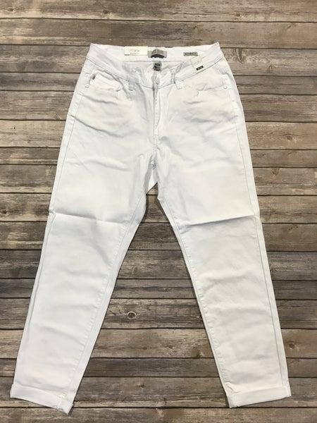 The Faith Judy Blue White Boyfriend Jeans Sizes 5-15