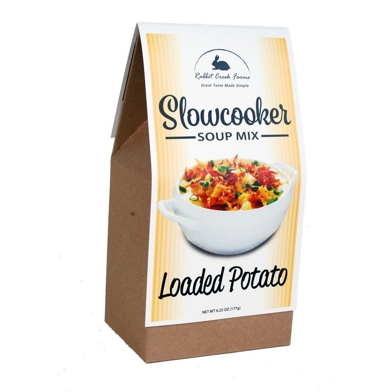 Slowcooker Soup Mixes in Multiple Flavors