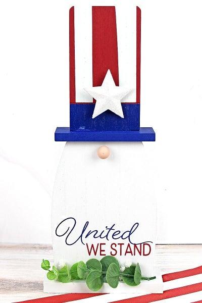 Patriotic Gnome Set
