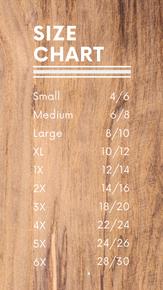 Thea Ruffle Cap Sleeve Pocket Top In Multiple Prints Sizes - 4-20 *Final Sale*
