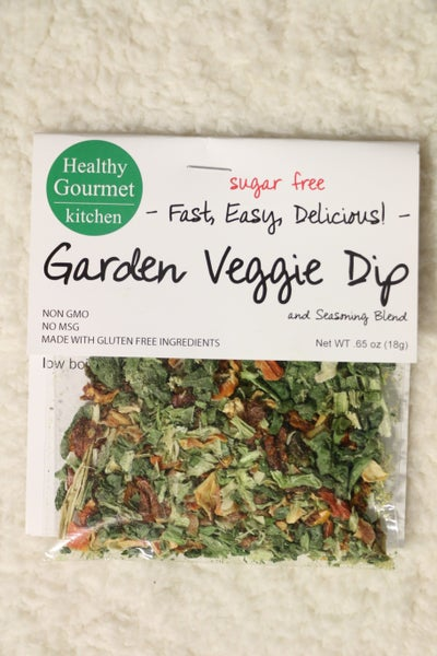 Garden Veggie Dip- .65oz *Final Sale*