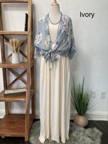 **LIMITED** Spring Together Floral Kimono, Dress & POP Bundle