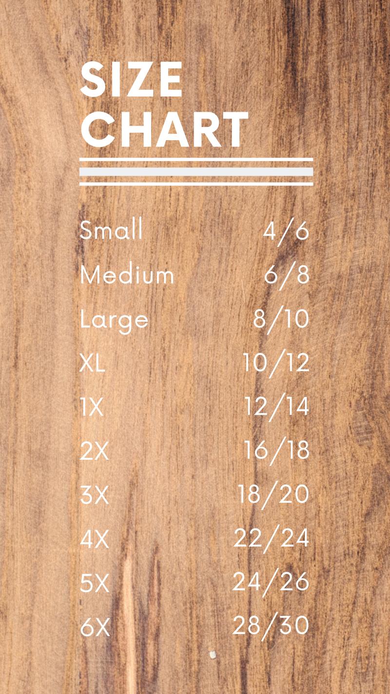 The Layla Favorite Light Denim Paper Bag Short - Sizes 12-20