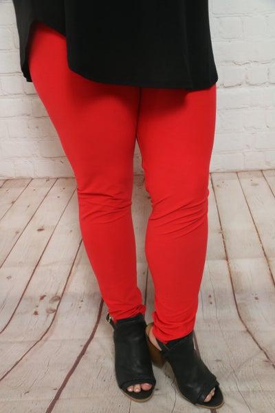 Paige Super Soft Full Length Legging - Sizes 20-30