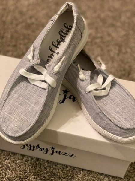 Gypsy Jazz Very G Holly Sneakers**Light Gray**