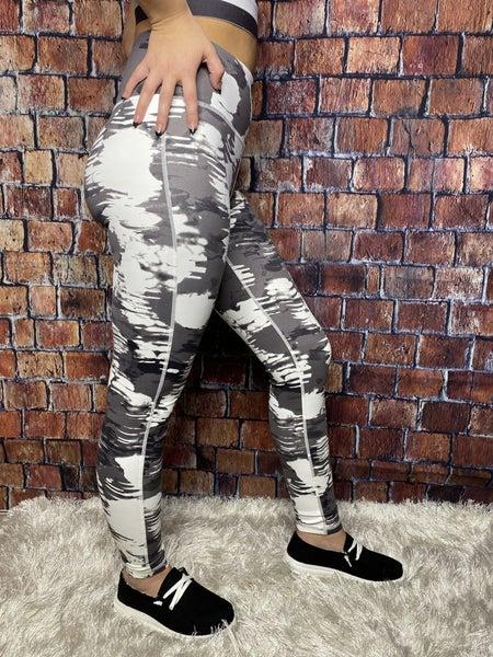 Mono B Monochromatic High Waist  Leggings