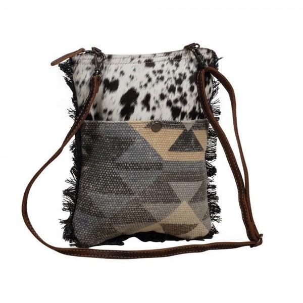 Myra Bags Beary Hairy Crossbody Bag