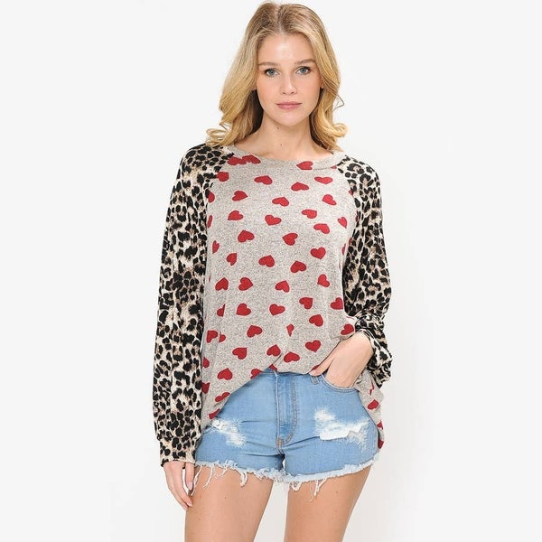 Wild In Love Hacci Top