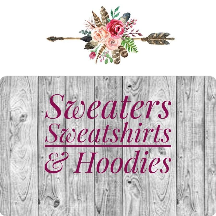 Sweaters Sweatshirts & Hoodies