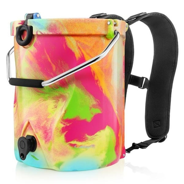 Brumate BackTap Cooler Tie Dye Editions