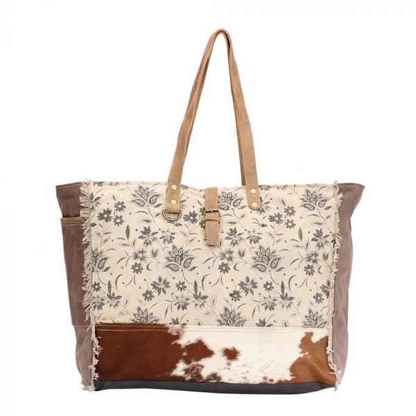 Myra Bags Floret Weekender Bag