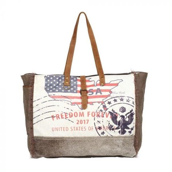 Myra Bags Partisan Weekender Bag