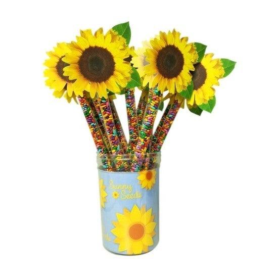 Rainbow Sunny Seeds® Flower Topper