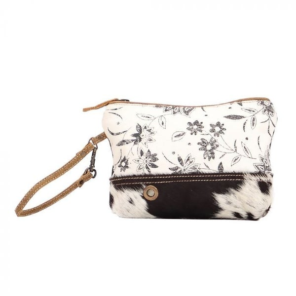 Myra Bag Urging Floral Pouch