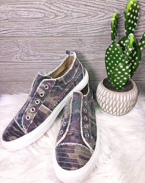 Corkys Camo  Babalu Sneakers