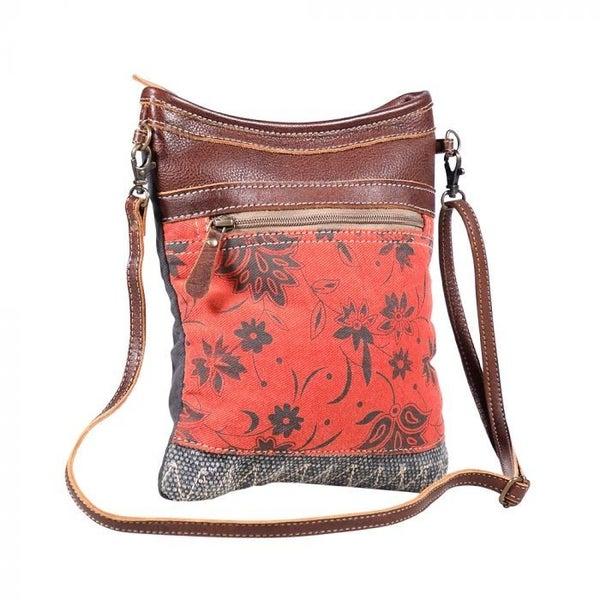 Myra  Bags Bloom Small Crossbody Bag
