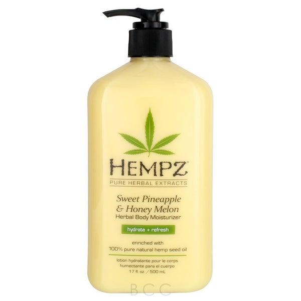 Hempz  Herbal Body Moisturizer *** Original, Triple Moisture & Pineapple Honey Melon***