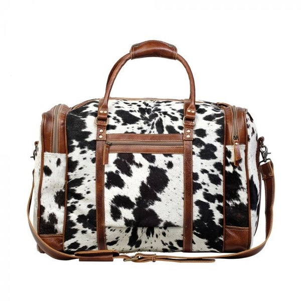Myra Bags Grand Hair On Traveler Bag