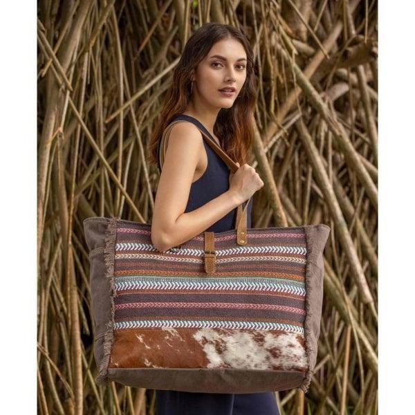 Myra Bags Hipster Weekend Bag