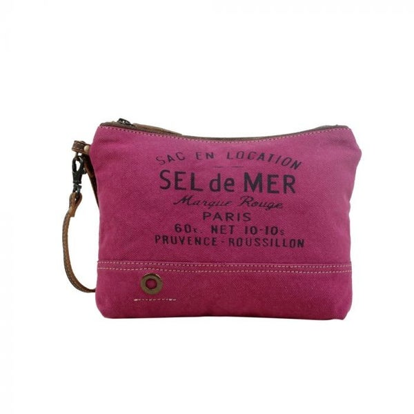 Myra Bag Just Pink Pouch