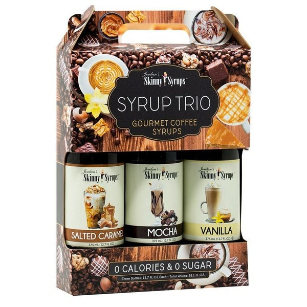 Skinny Mixes Classic Syrup Trio