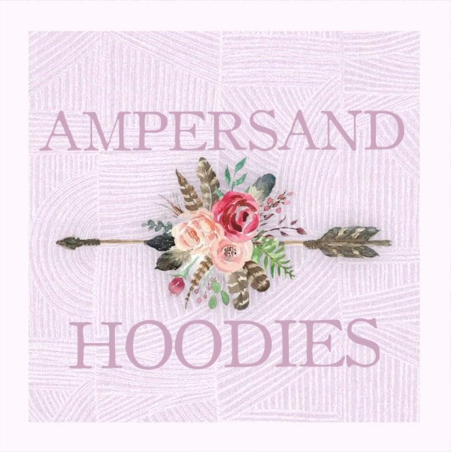 Ampersand Hoodies
