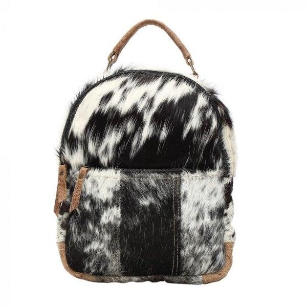 Myra Bags Compact Hairon Backpack
