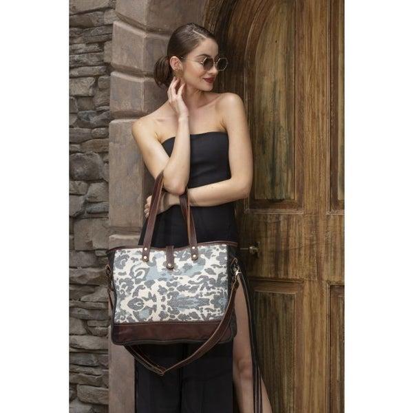Myra Bags Panache Weekender Bag