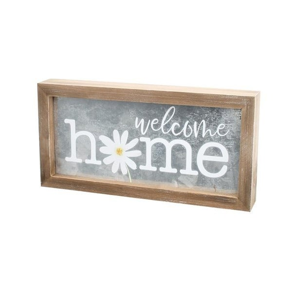Home Décor Welcome Home Sign