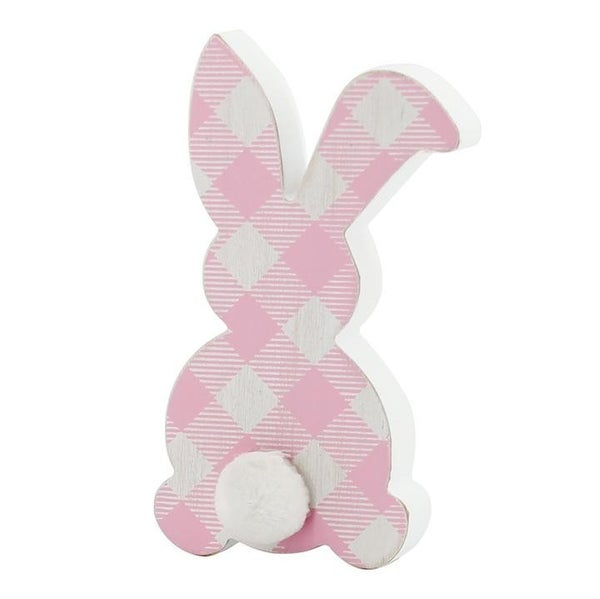 Home Decor Lily Bunny Cutout