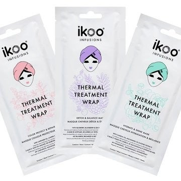 Ikoo Thermal Treatment Hair Wrap