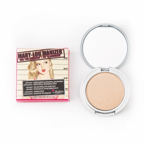 The Balm Mary Lou-Manizer Highlighter (Travel Size)