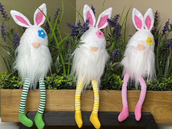 Easter Gnomes With Dangly Legs
