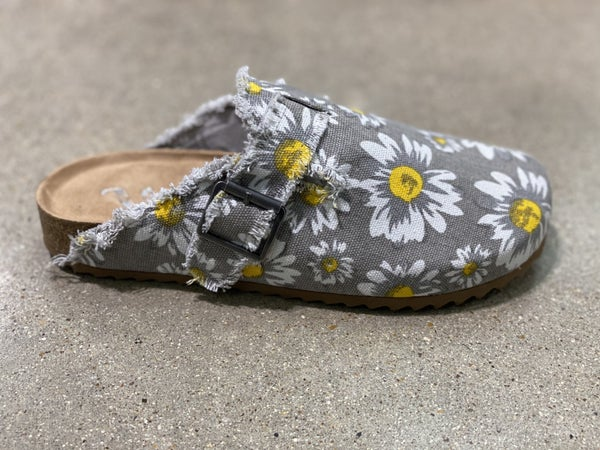 Gypsy Jazz Very G Sunflower Slip On Shoe(ARRIVING IN JUNE!)