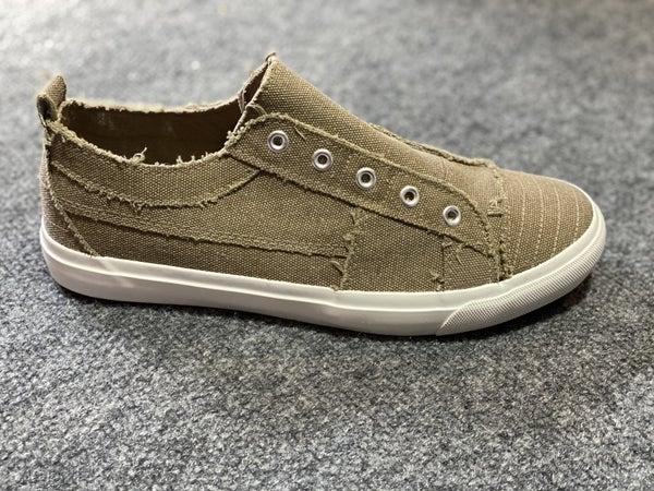 Corky's Taupe Babalu Sneaker