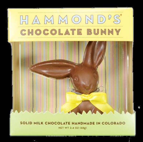 Hammonds Chocolate Bunny