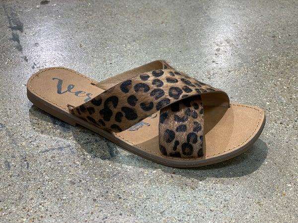 Gypsy Jazz Very G Seaside Leopard Sandal