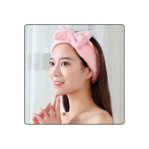 Makeup/Spa Terry Headband***Pink, Gray or Purple**
