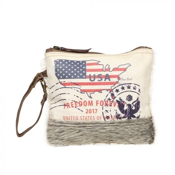 Myra Bags New York Verge Pouch