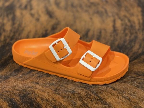 Corky's Waterslide Sandals!!!