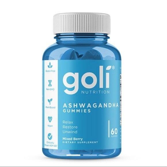 WORLD'S MOST POWERFUL GOLI  ASHWAGANDHA GUMMIES