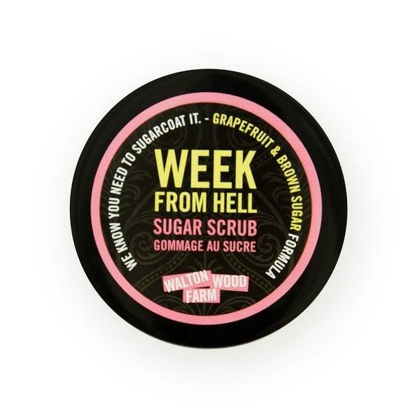 Beach Babe, Me Time, Birthday Girl  & Week From Hell Sugar Scrub