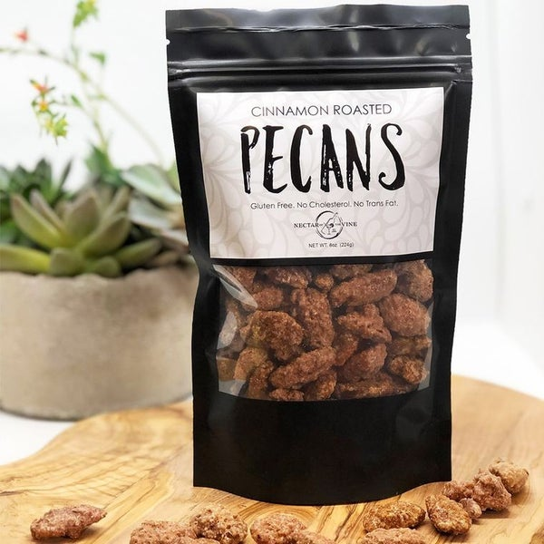 Kettle Roasted Pecans, Cashews & Almonds
