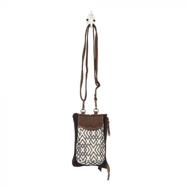 Myra Bags  X Design Pouch