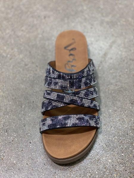 Gypsy Jazz Very G Kalinda Sparkly Sandal