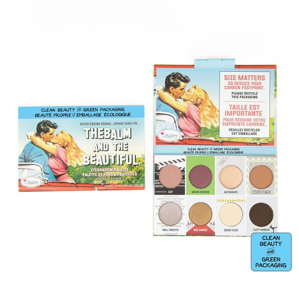 The Balm And The Beautiful Eyeshadow Palette- Episode 1