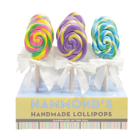 Hammonds Easter Egg Lolli Pops